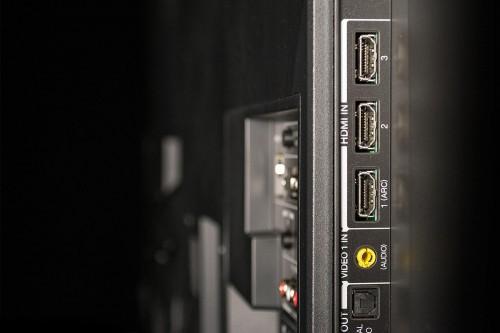 HDMI разъем на телевизоре