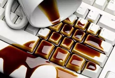 как очистить залитую клавиатуру