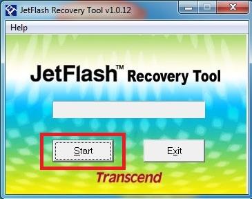 Программа JetFlash