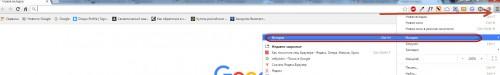 История в Google Chrome