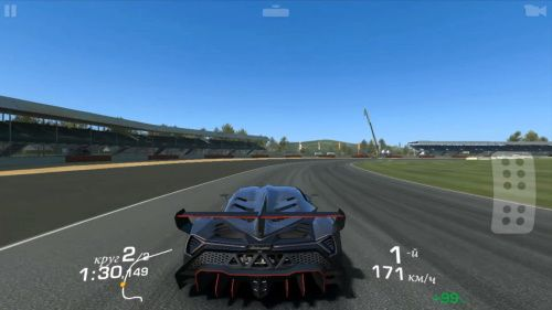 Real Racing 3 на iphone